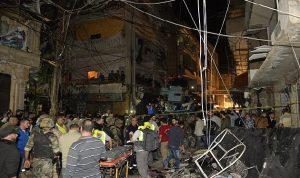 """بالتفاصيل: احكام """"العسكرية"""" في تفجيرَي برج البراجنة"""