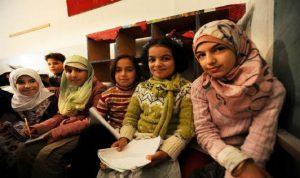 """تمويل تعليم أطفال اللاجئين السوريين: مئات ملايين الدولارات… """"مفقودة"""""""