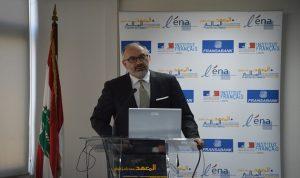 حايك: لبنان يحتاج الى بنى تحتية بقيمة 6.2 مليار دولار