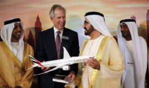 معرض دبي للطيران يشهد صفقات بقيمة 30 مليار دولار في يومه الثاني