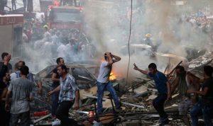 وفاة مواطن أصيب في انفجار برج البراجنة