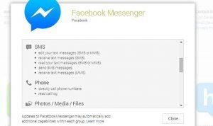 """""""فايسبوك"""" تختبر الرسائل التي تختفي بشكل آلي داخل """"مسنجر"""""""
