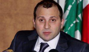 باسيل الى موسكو: انتخاب الرئيس في صلب المحادثات مع لافروف