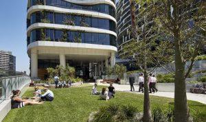 بالصور.. مركز العمل الأكثر صحة في العالم!