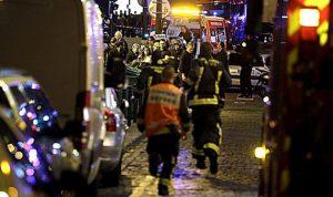 اعتقالات لمتهمين على صلة بهجمات باريس