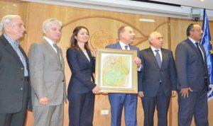 لاسن من غرفة طرابلس: المفوضية الاوروبية مستمرة في دعم المؤسسات الصغيرة والمتوسطة