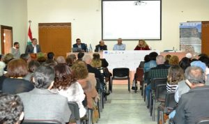 اختتام مشروع السياحة التراثية المتوسطية في محمية أرز الشوف
