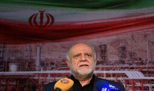 """وزير النفط الإيراني: ندعم قرار أوبك والمنتجين المستقلين بتجميد """"سقف"""" الإنتاج"""