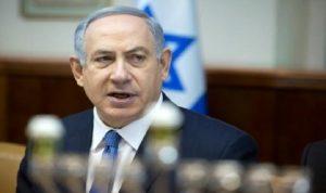 نتنياهو: تل أبيب غير معنية بتصعيد الأوضاع مع قطاع غزة