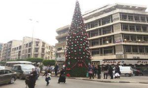 إضاءة شجرة الميلاد في طرابلس والمشاركون حيوا القدس من مدينة العيش المشترك