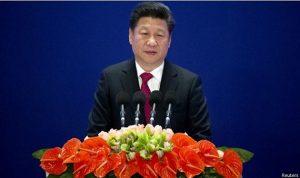 الرئيس الصيني يطلب من ماكرون تهدئة الوضع في الازمة الكورية الشمالية