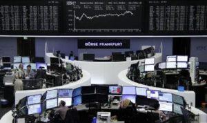 الأسهم الأوروبية ترتفع بدعم من أداء الأسهم الألمانية