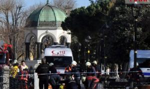 توقيف 5 أشخاص على علاقة بتفجير إسطنبول
