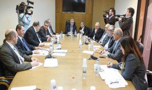 لجنة الاقتصاد تابعت مع مجلس الاعمار تنفيذ مشاريع متوقفة