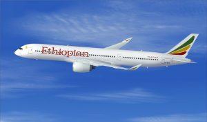تحطم طائرة إثيوبية على متنها 157 راكبا