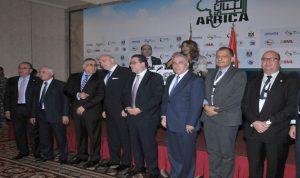 افتتاح ندوة البعثة الاقتصادية المصرية: لقرارات جريئة لزيادة حجم التبادل التجاري مع لبنان