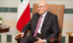 سلام بحث مع رئيس غرفة التجارة لمنطقة باريس تعزيز العلاقات الاقتصادية