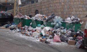 أهالي إقليم الخروب: لتشملنا خطة النفايات