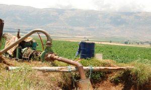 شحّ المياه يُهدّد بكارثة زراعية في الصيف