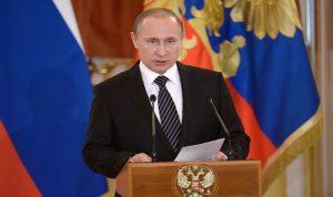 بوتين يعلن رفع العقوبات عن تركيا في مجال السياحة