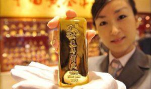 الصين تتداول الذهب باليوان بدل الدولار