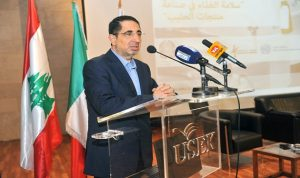 الحاج حسن: على لبنان الا يبقى متفرجاً على الدول التي سبقته للتبادل والاستثمار مع ايران