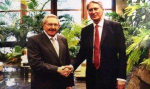 اتفاق على إعادة هيكلة الدين الكوبي لبريطانيا