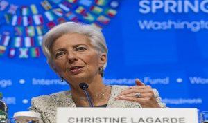 لاغارد تطلب من مجموعة اليورو تخفيف عبء الديون عن اليونان