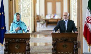 """ظريف: هدف """"الاتفاق النووي"""" إدراج إيران ضمن النظام الاقتصادي العالمي"""
