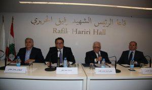 جمال عيتاني بحث في غرفة بيروت مطالب الهيئات الاقتصادية من المجلس البلدي العتيد