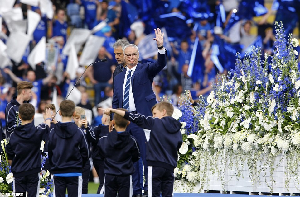 Leicester City 12