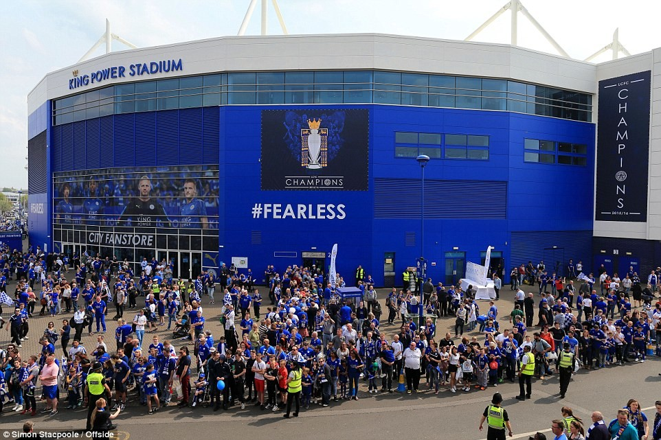 Leicester City 14