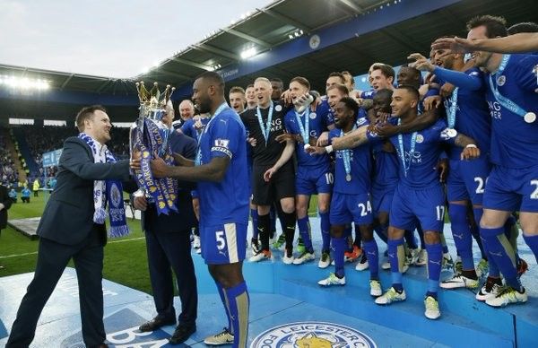 Leicester City 16
