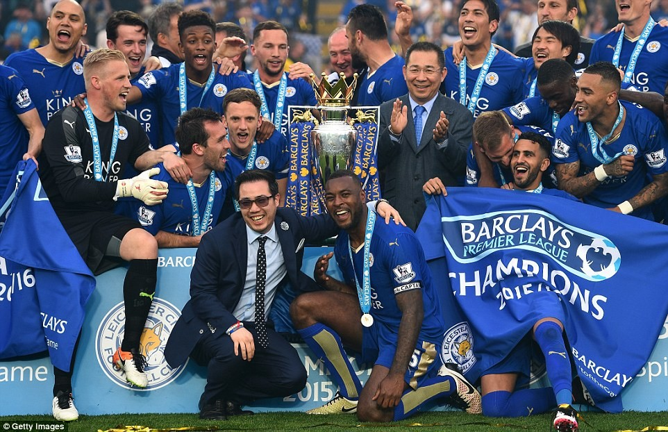 Leicester City 4