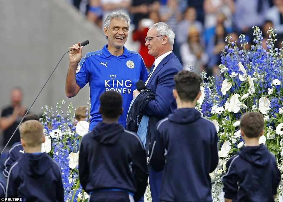Leicester City 5