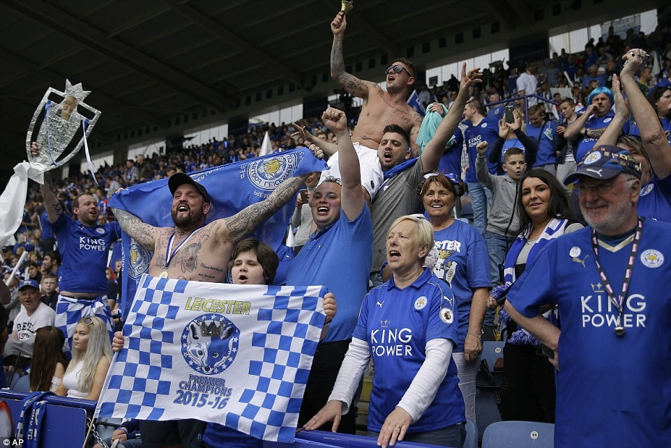 Leicester City 7