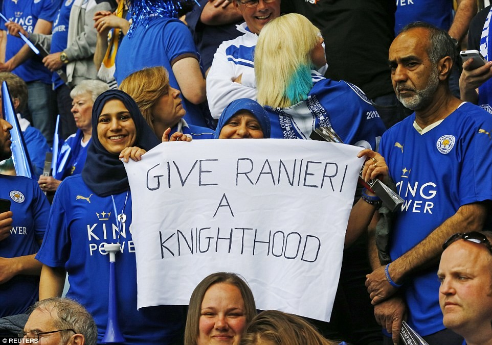 Leicester City 9