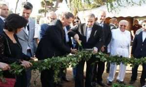 فرعون في افتتاح Lebanon Travel: نحن على الطريق الصحيح لتطبيق استراتيجية السياحة الريفية