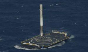 سبيس اكس تقلب أوراق صناعة إطلاق الأقمار الصناعية
