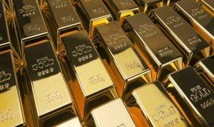الذهب بأدنى مستوى خلال شهر