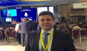 وديع كنعان دعا الانتشار اللبناني للاستثمار في قطاع الفنادق