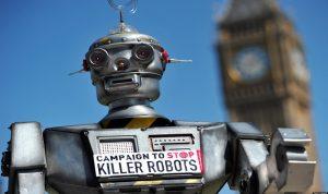 الروبوتات القاتلة .. إنتاج ضخم وأسعار زهيدة قد يجعلاها «كلاشنكوف الغد»
