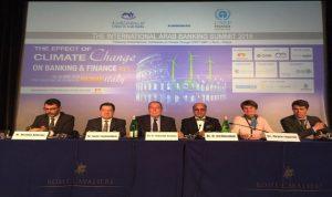 وزير البيئة من روما: 17 مليار دولار كلفة اضرار التغير المناخي على لبنان عام 2040