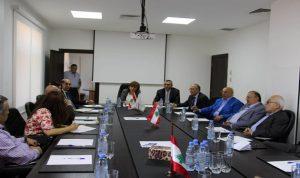اجتماع في وزارة الاقتصاد لتثبيت أسعار السلع خلال رمضان