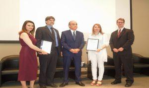 نقابة المهندسين في طرابلس استلمت شهادة الجودة ISO