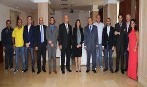 سفيرة قبرص بحثت مع مجلس الأعمال اللبناني – القبرصي سبل تطوير العلاقات الثنائية