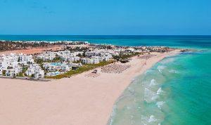 الروس يستكشفون السياحة في جربة التونسية