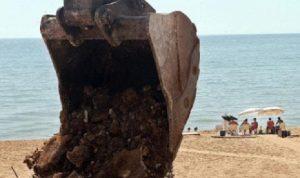 تزوير مستندات لبيع الشاطئ العام