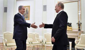 الكرملين: لقاء بوتين مع نتنياهو في باريس لم يكن مقررا