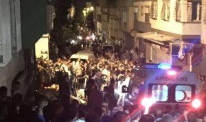 تركيا: قتلى وجرحى بتفجير في صالة أفراح في مدينة غازي عنتاب
